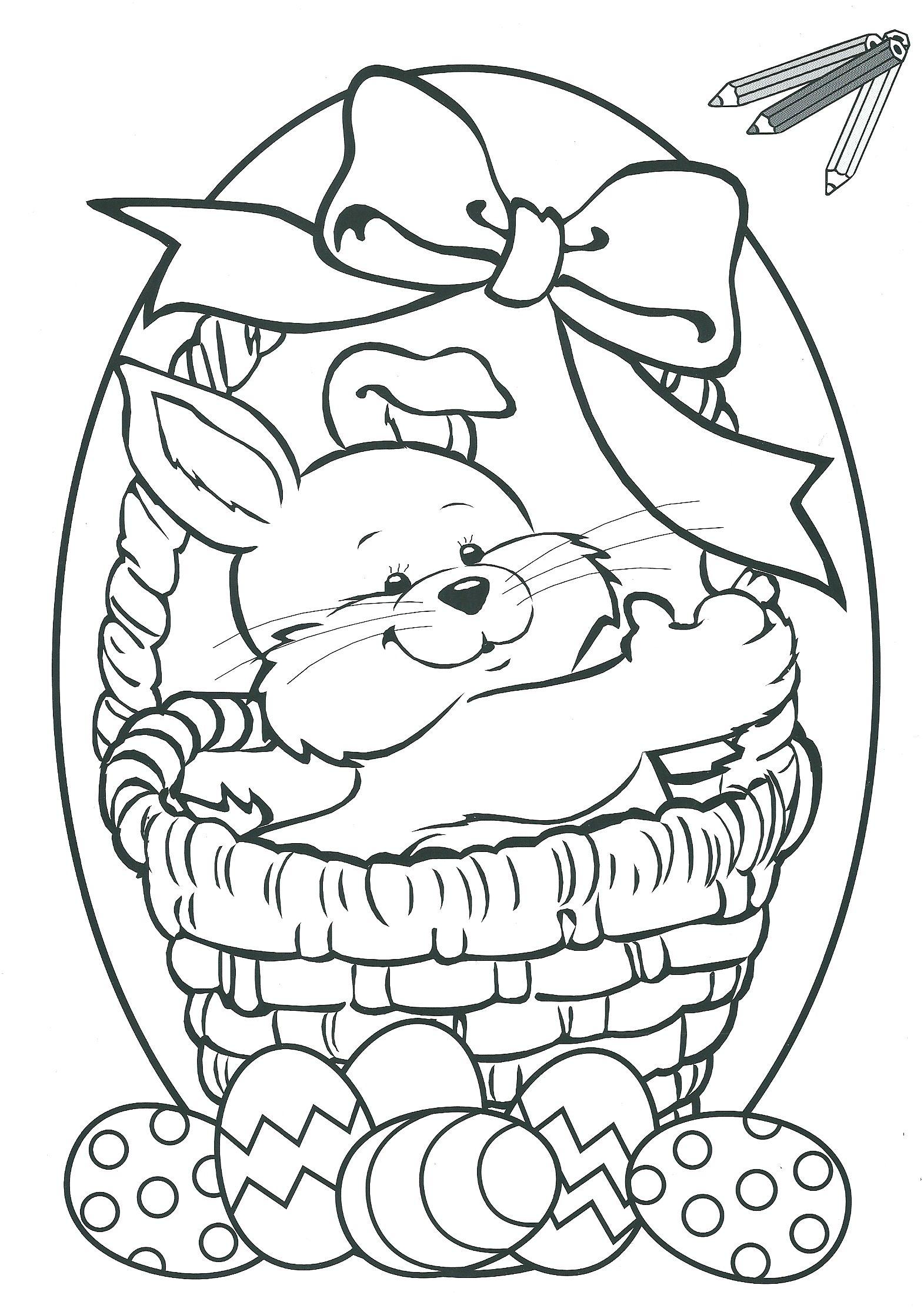 Kleurplaat Pasen Easter Coloring Pictures Easter Coloring Pages Coloring Pages