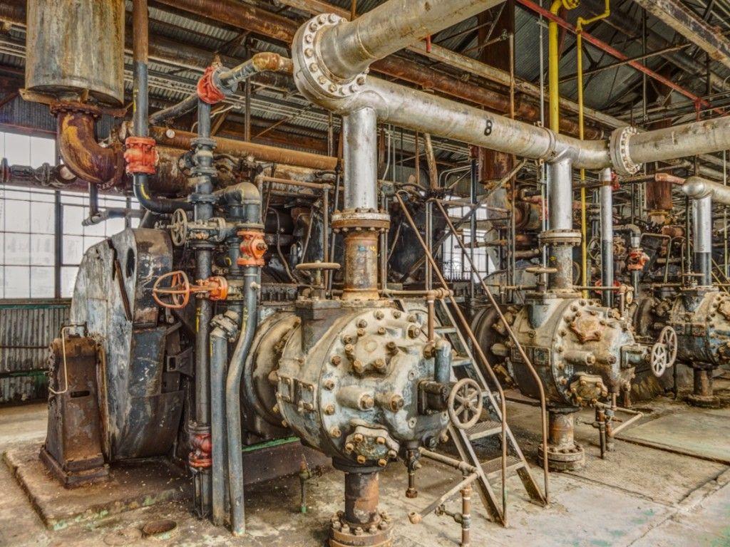 Compressor Plant Compressor, Plants, Gas compressor