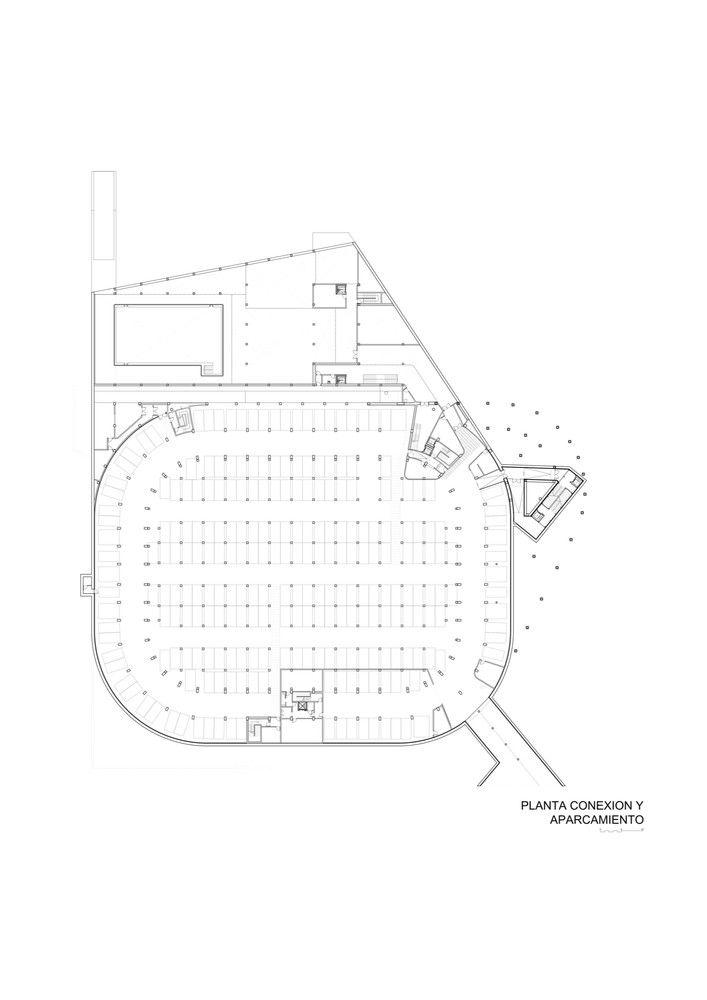 Gallery of Bilbao Arena / ACXT - 17 | Bilbao, Gallery, Words