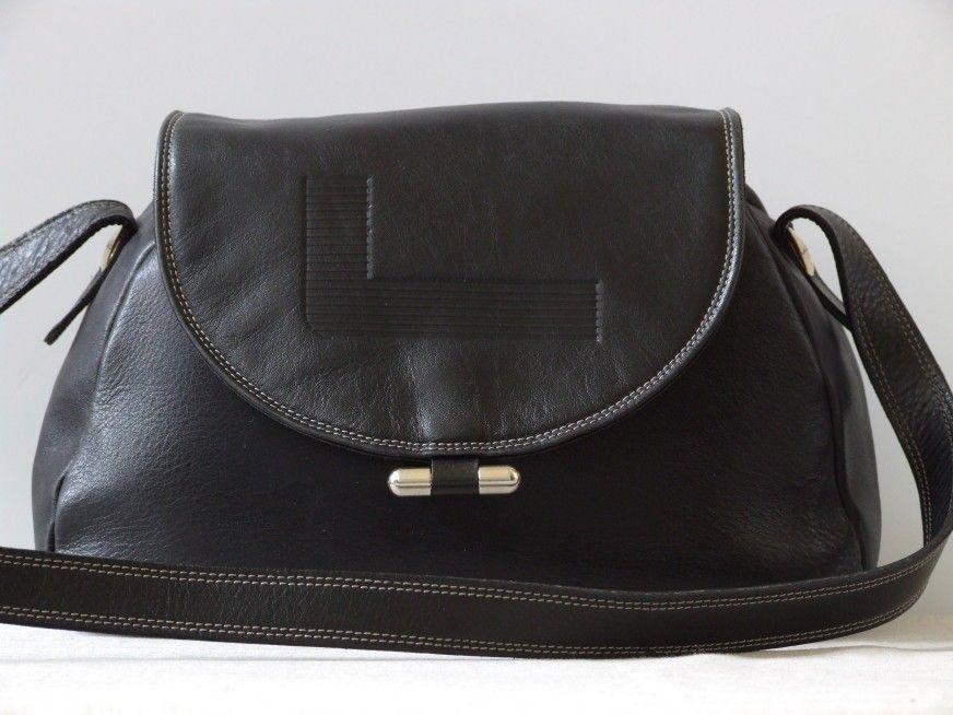 Vintage Lancel Franse designer tas - Gone but not forgotten