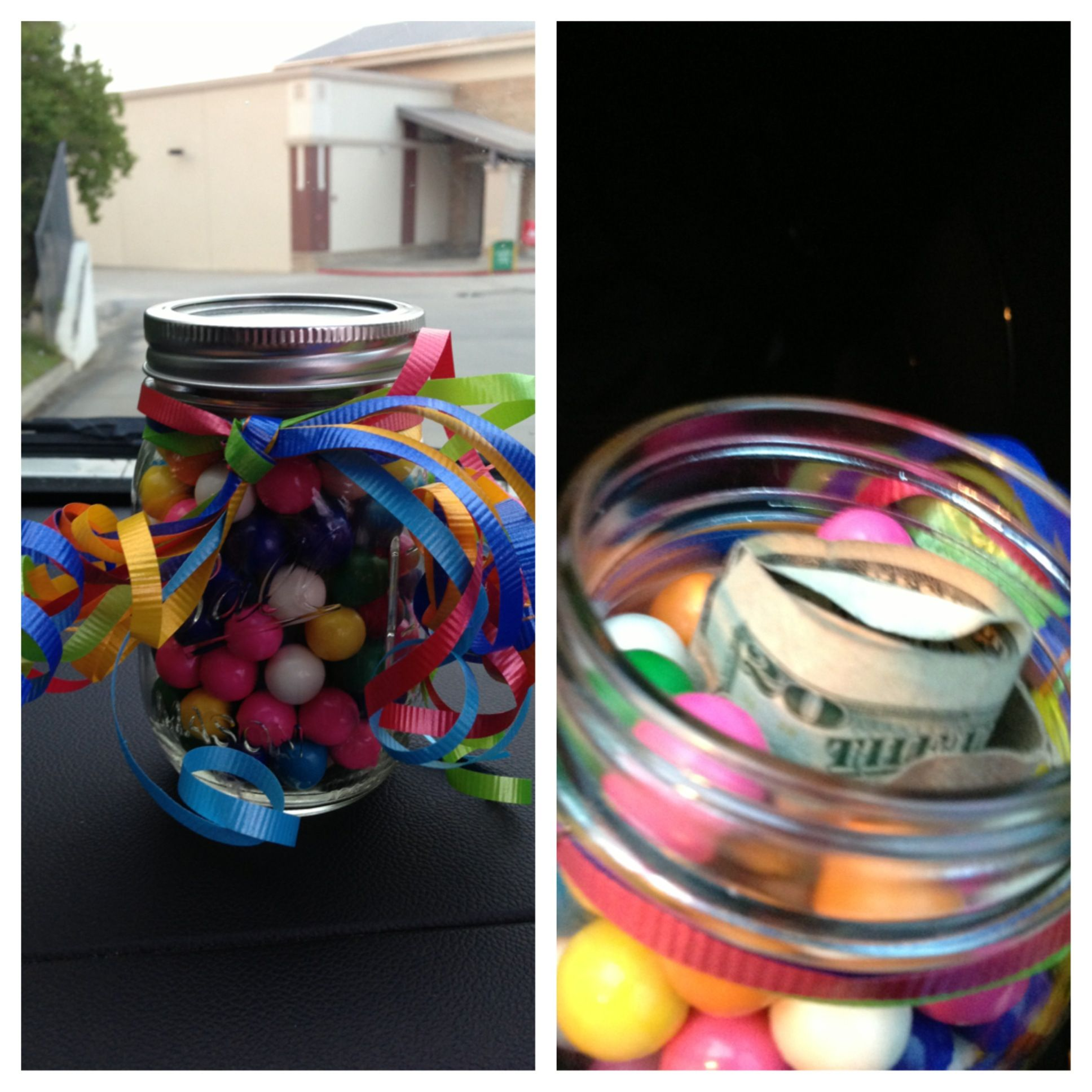 Neat idea DIY inexpensive birthday gift for a teenager/kid. I didn ...