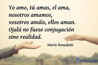 Frases Poemas Libros Mario Benedetti Radio Saudade Mario