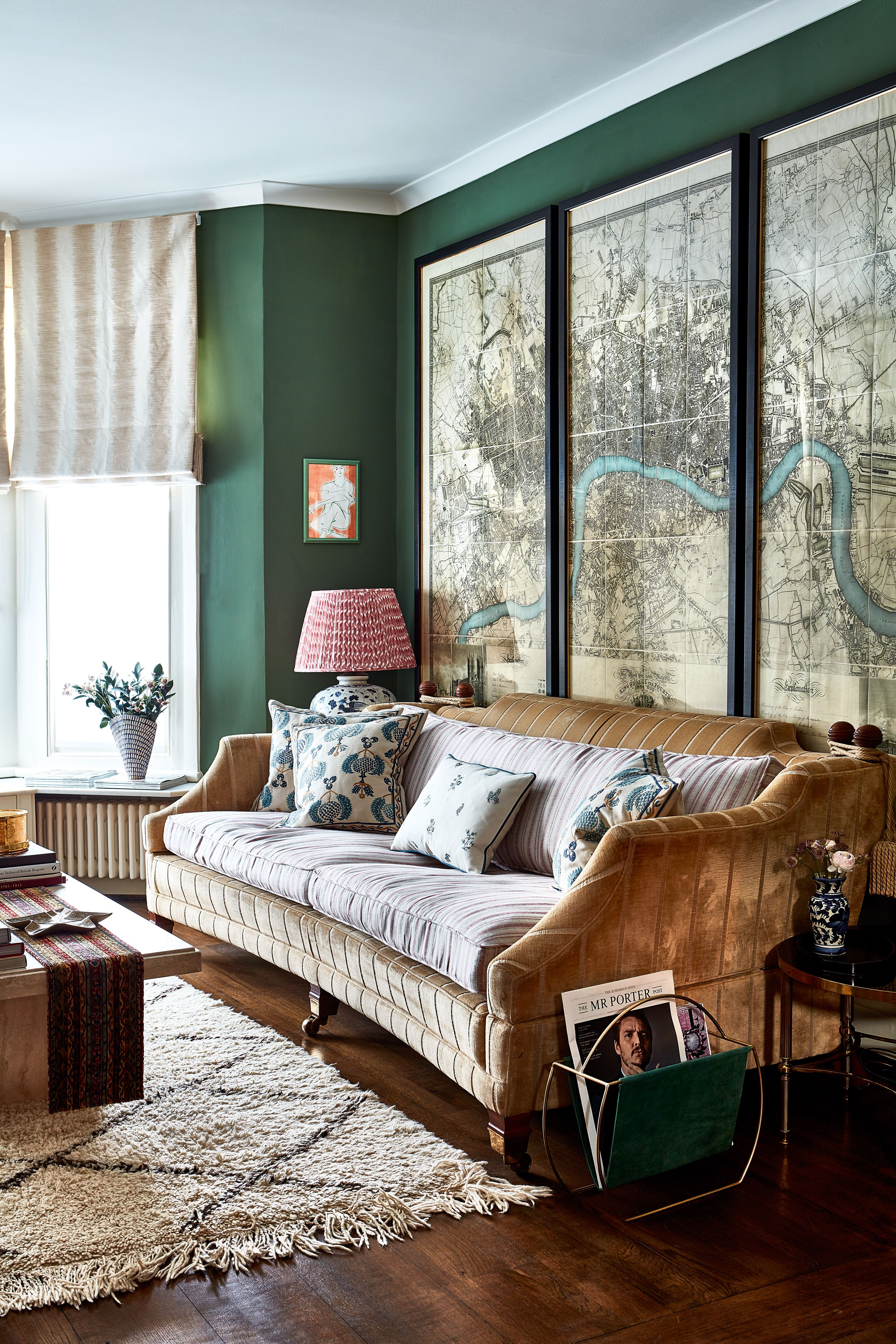 Real home: a stylish transformation of a late-Victorian ...