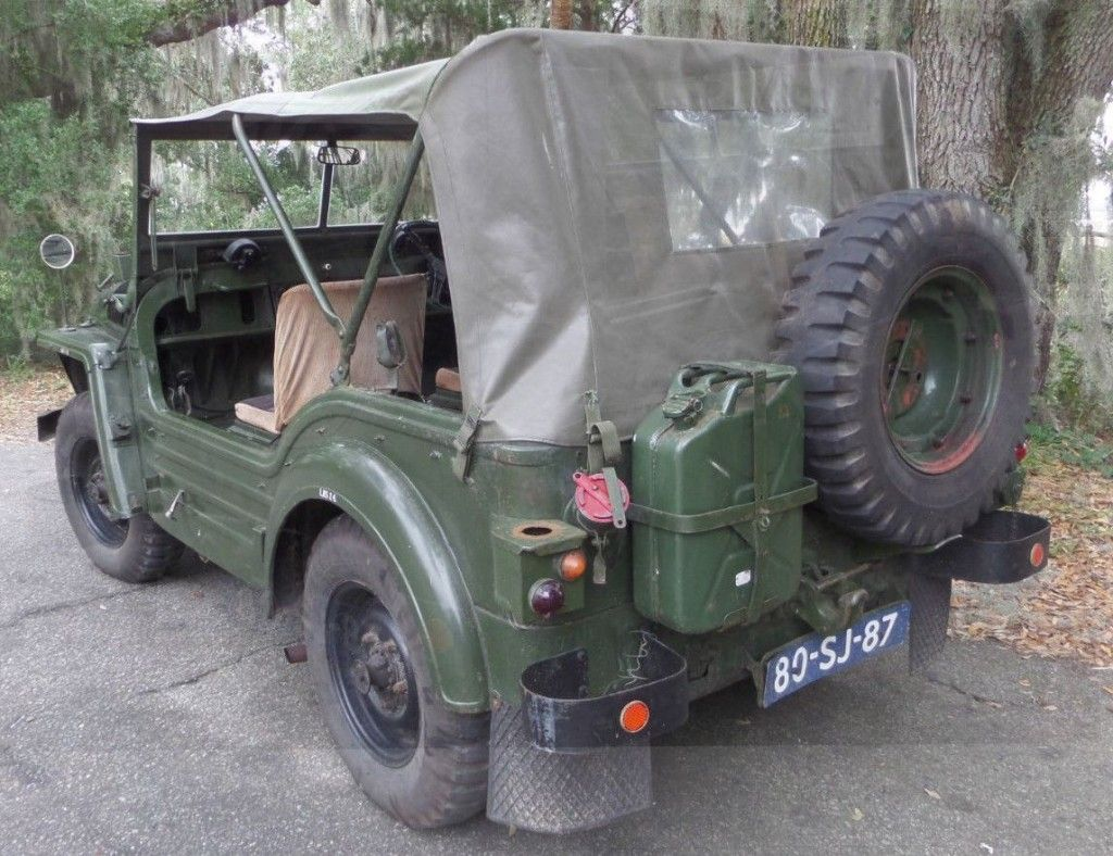 Rare in the USA: 1957 Austin Champ 4X4 | Off Road | Pinterest ...