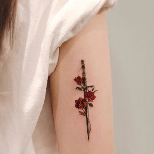 Photo of 20 Rose Tattoo Ideas That Are Cute AF – Society19