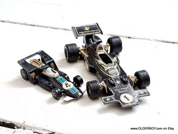 F1 Diecast John Player Special Corgi Junior Formula I 5000 Etsy Corgi Diecast Race Cars