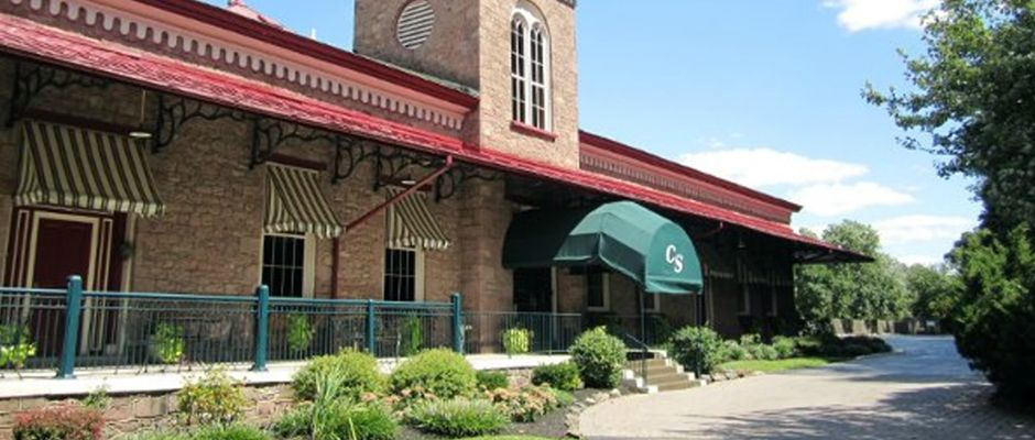 Wedding Venue The Columbia Station Phoenixville Pa