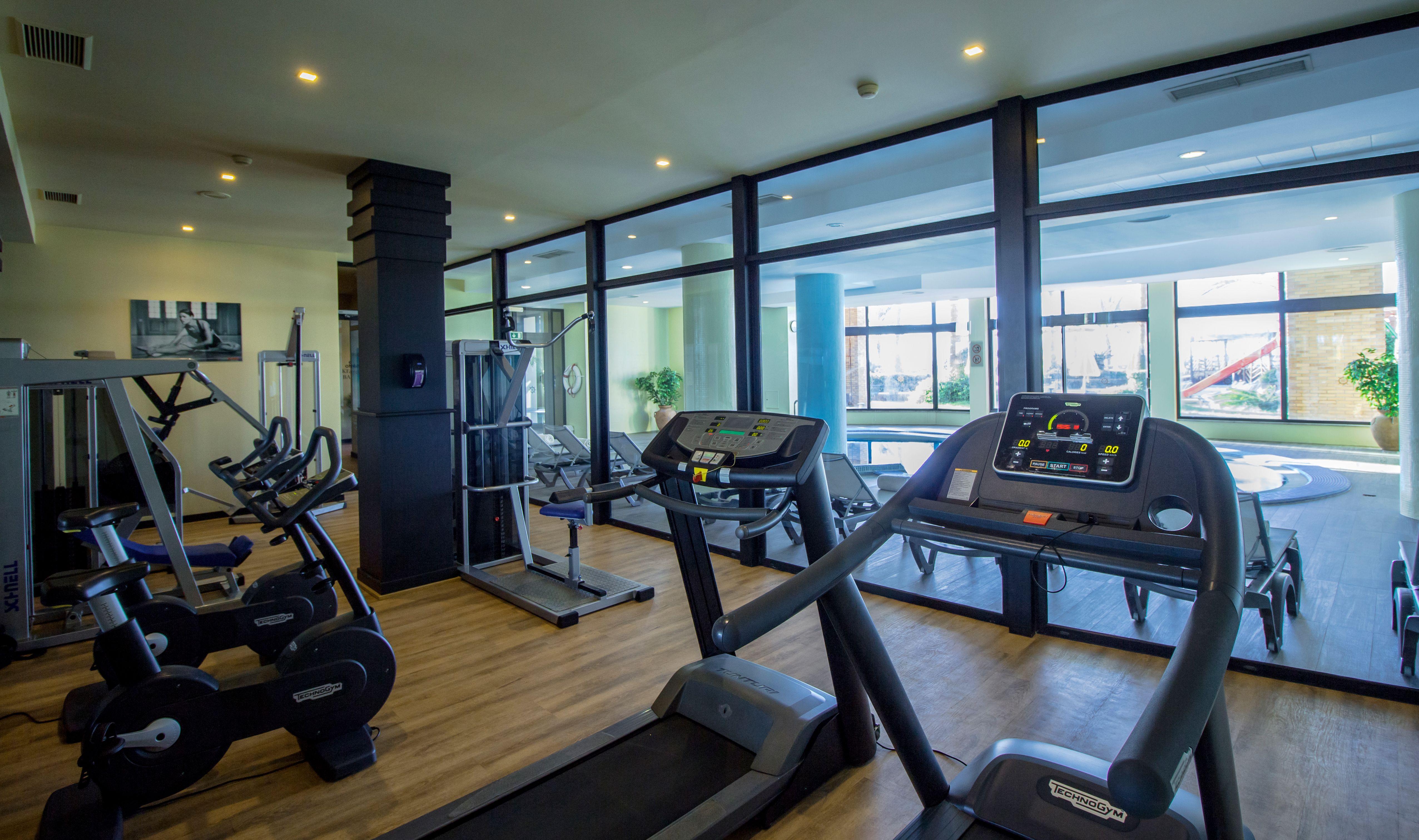 Club Framissima Calheta Beach 4 Salle de fitness, Bain à