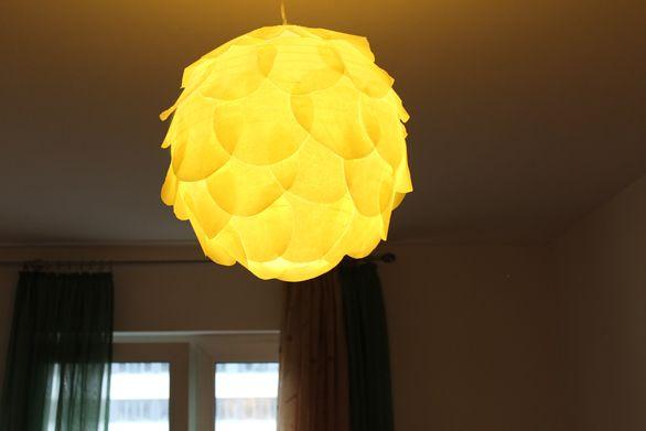 DIY: Die Blütenlampe