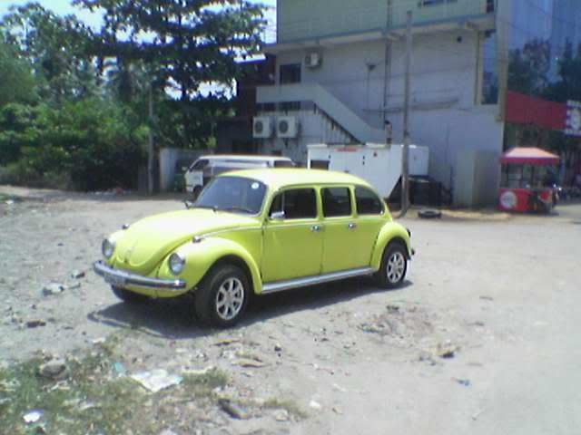 Vw Bug 4 Door   Google Search