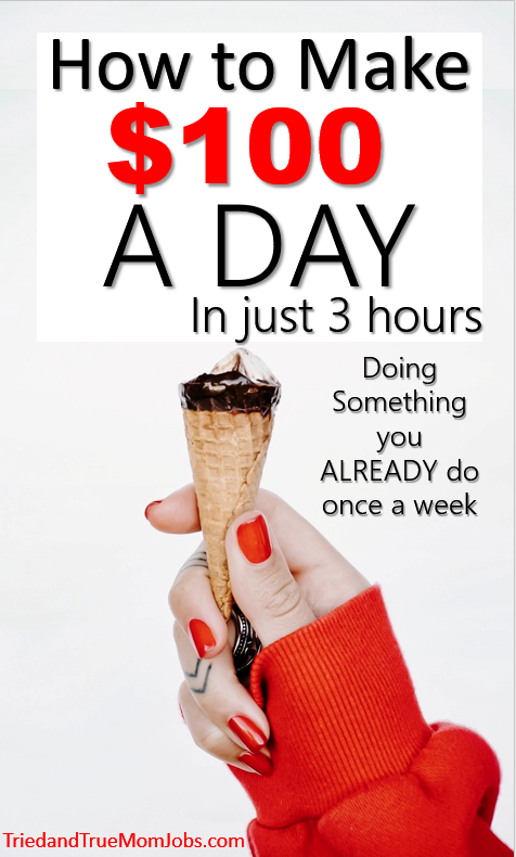How To Make 100 Or More A Day Doing Something You Do -6482