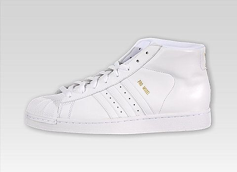 adidas high tops all white