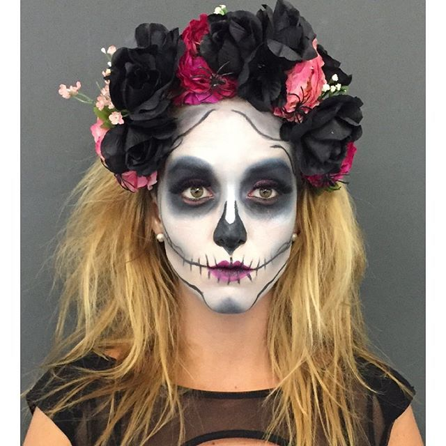 feryagr Costume ideas Pinterest Dead makeup, Sugar skulls and