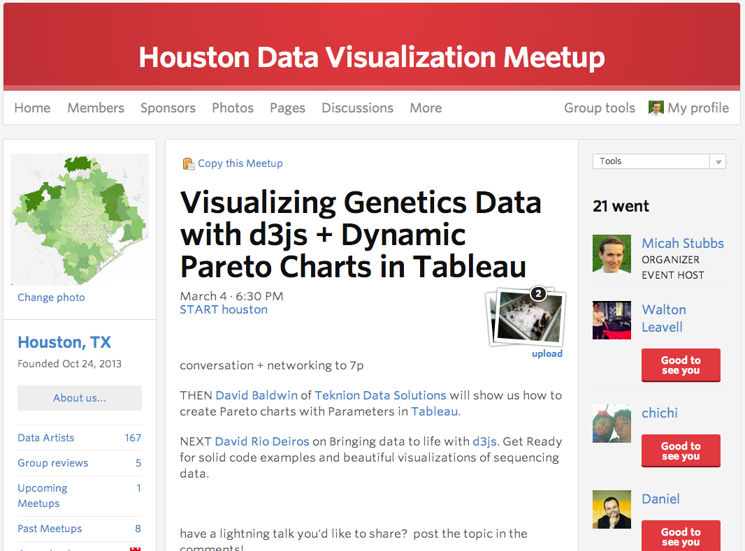 March meetup visualizing genetics data with d3js dynamic march meetup visualizing genetics data with d3js dynamic pareto charts in tableau nvjuhfo Images