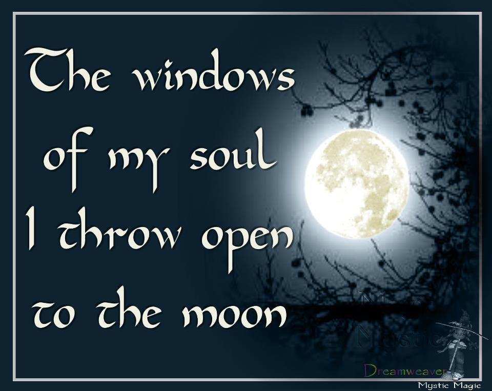 Open Yourself To The Moon Moon Beautiful Moon Good Night Moon