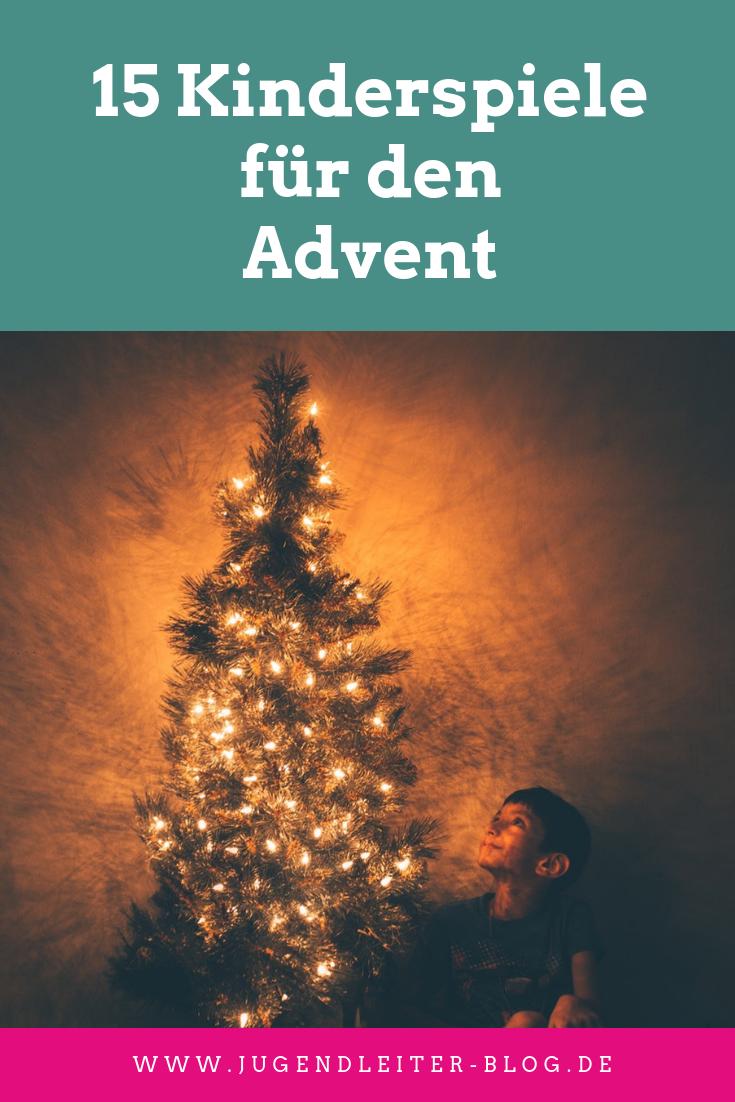 21 Spielideen für den Advent und für Weihnachten