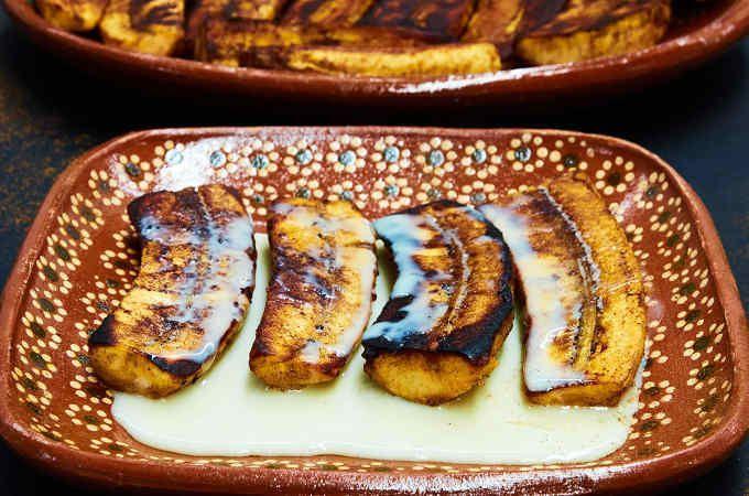 Photo of Pan Fried Bananas with Lechera –  Pan Fried Bananas with Lechera Recipe  – #bana…