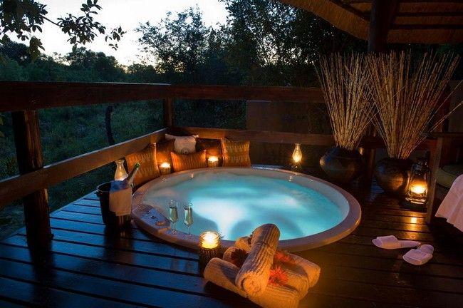 Change The Way You Relax With The Help Of An Outdoor Jacuzzi