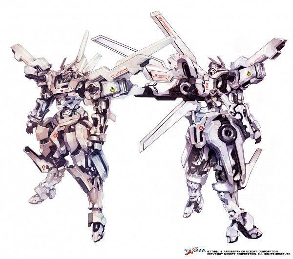 Tags: Anime, Mecha, Hokoodo | Concept Art | Robot concept ...