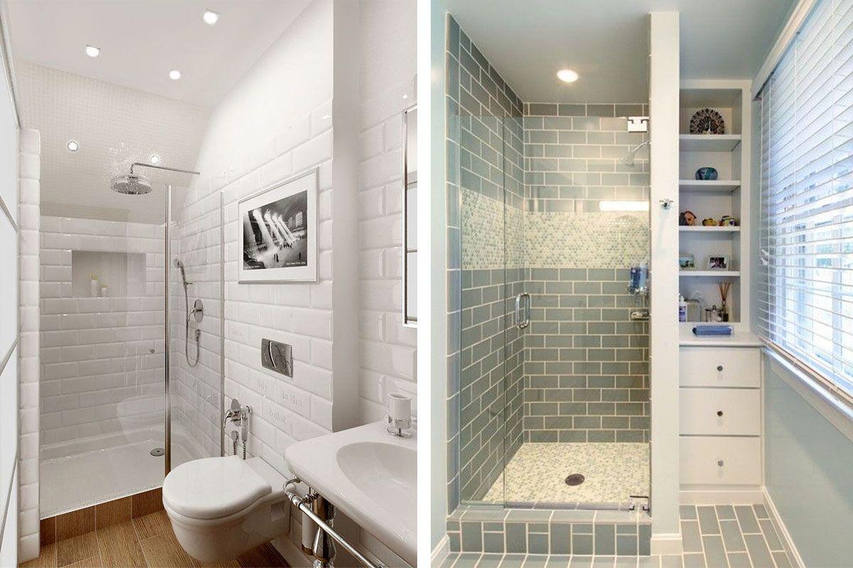 Emejing Fotos De Cuartos De Baño Modernos Y Pequeños Images - Casa ...