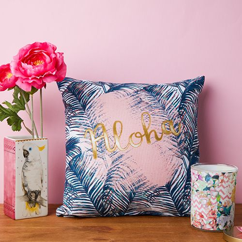 PRIMARK HOME INTERIORS DECOR SPRING SUMMER 2017 PINK GIRLY
