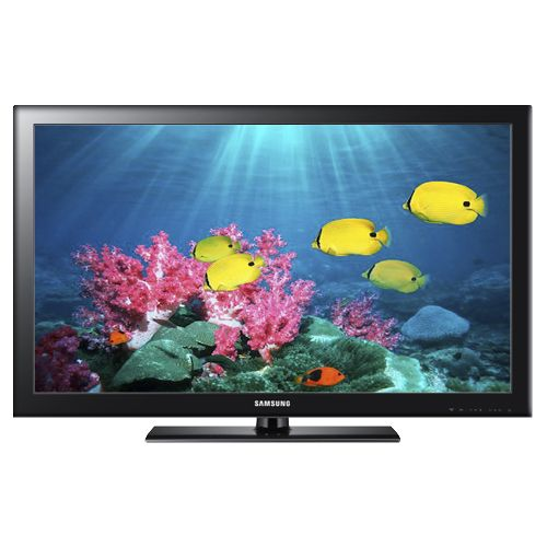 """Samsung 40"""" 1080p 60Hz LCD HDTV (LN40E550F7FXZC): not all that picky on brand of tv but am thinking 40"""" is a good size."""