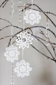 Resultado de imagem para christmas crochet snowflakes