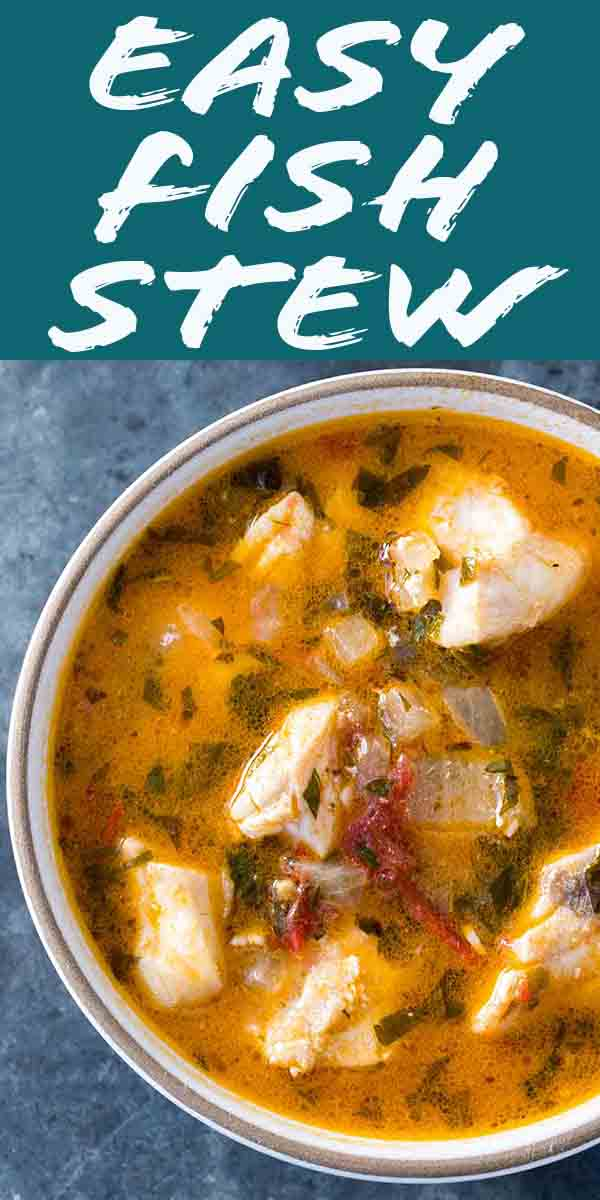 Quick Easy Fish Stew Recipe | SimplyRecipes.com