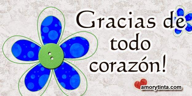 Amor Y Tinta Frases Para Dar Gracias Especiales Pinterest