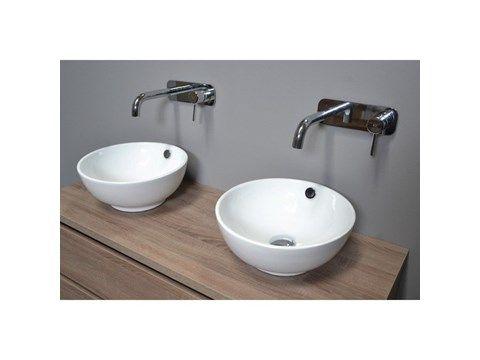 Kleine Waskom Toilet : Forest en falls mindoro gehard glazen waskom cm rond glas