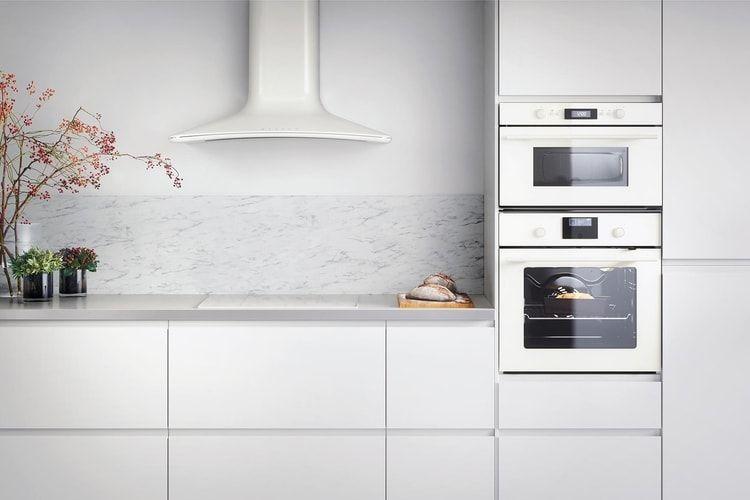 Une crédence en marbre pour habiller la cuisine Cuisine