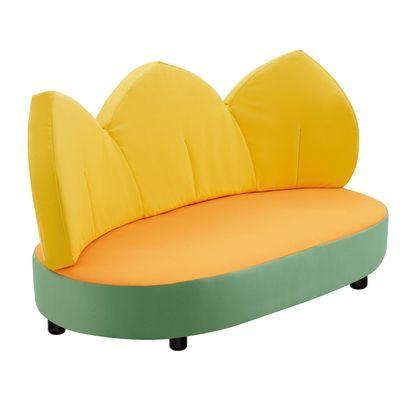 Bl tensofa sessel sofas polster ruheraum m bel for Raumgestaltung krippe