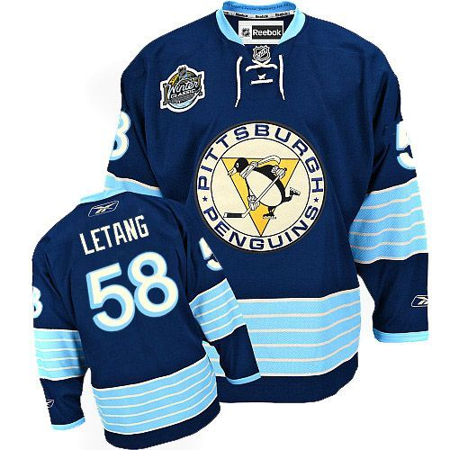 timeless design 92e9a 3353c Kris Letang jersey-80% Off for Reebok Kris Letang Authentic ...