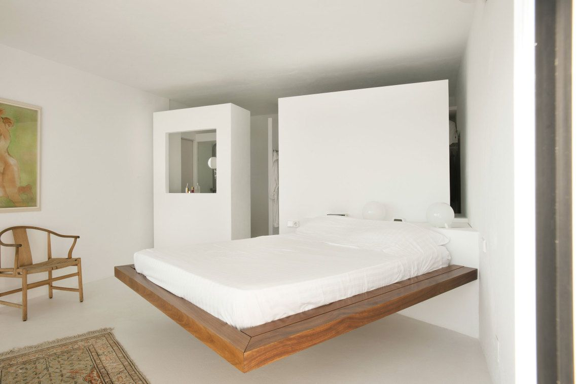 Superbe Bed Frame With Drawers Amazing Modern Minimalist Floating Wooden Framing Bed  Frame Sizes Bed On Charming