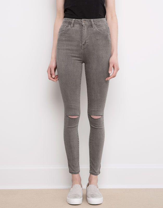 Pantalones Vaqueros Rebajas Ropa Pantalones Cintura Alta Ropa De Chicas