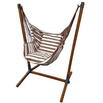 Staander Voor Hangstoel.Hangstoel Taupe Met Standaard Set Hangstoelen Met Standaard