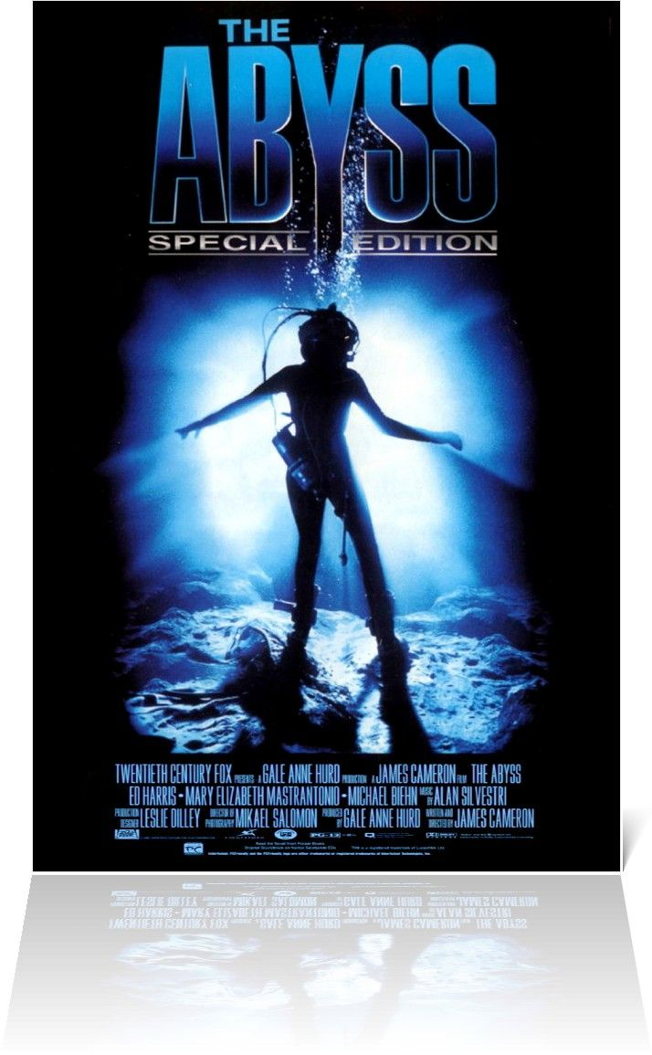 the abyss 1989 80s movies pinterest movie movie