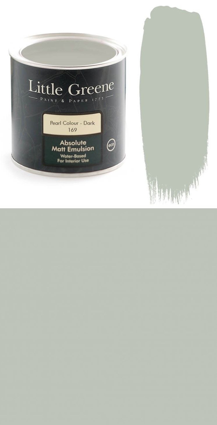 Little Greene PEARL COLOUR DARK (169)
