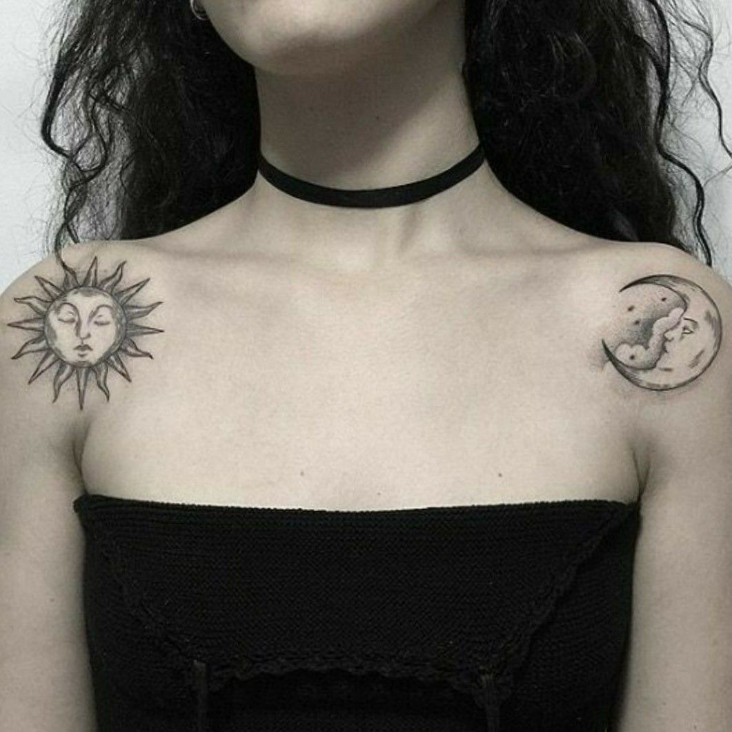 Pin by daylen mosley on more tattoos Neck tattoos women