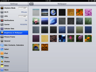 How To Change The Wallpaper On Your Ipad Macworld Uk Online Computer Store Ipad Latest Ipad