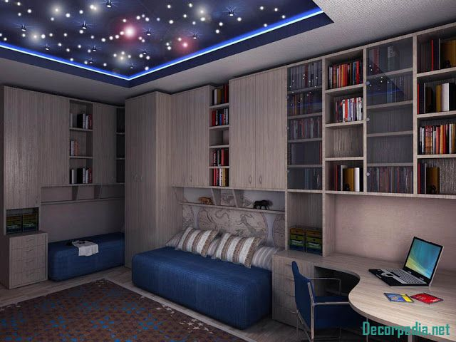 kids room ceiling designs and ideas, 3d ceiling with photo ...