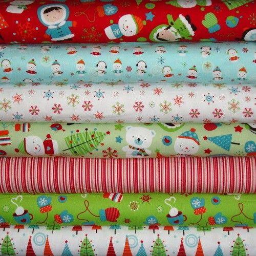 telas de navidad para decorar diferentes ambientes de la casa