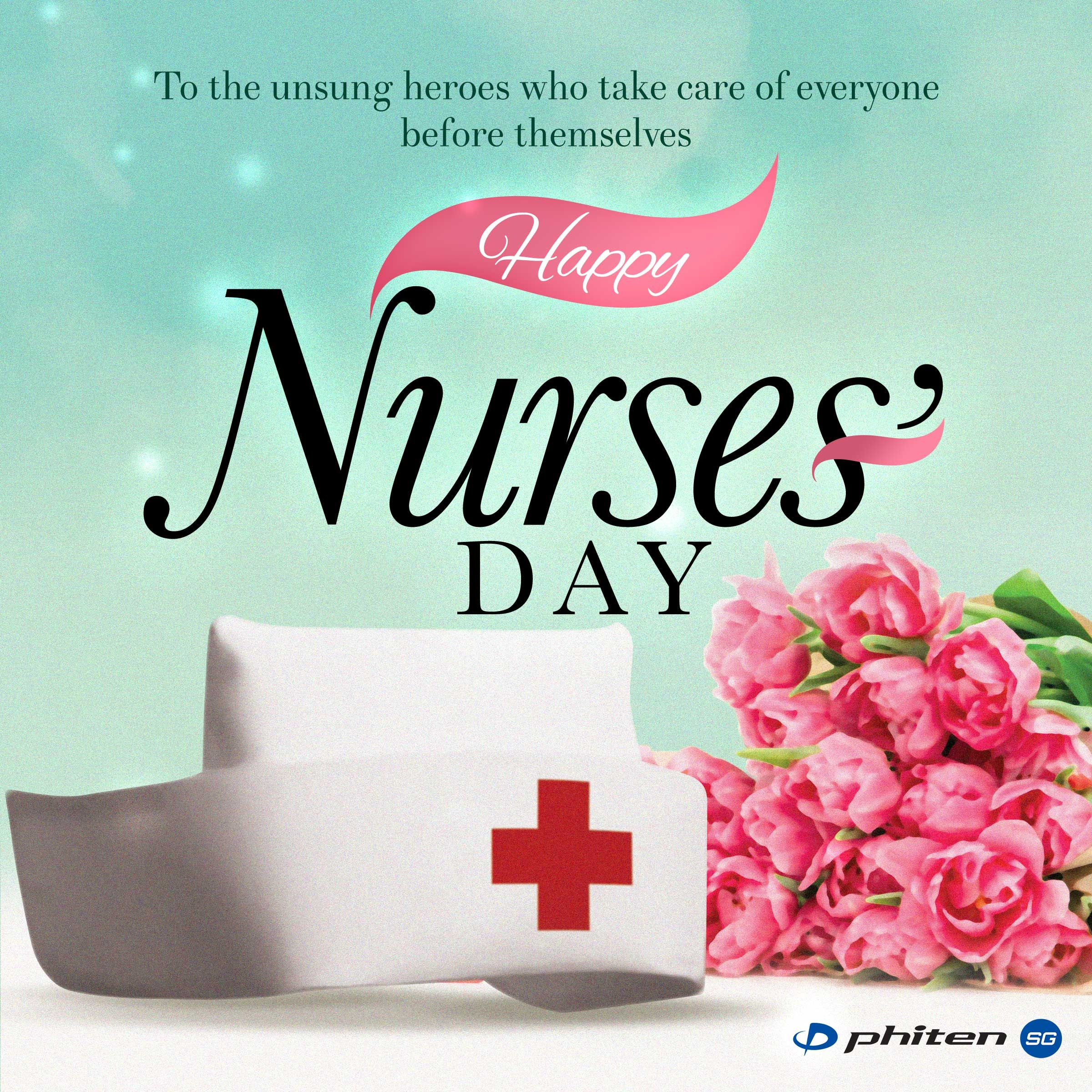Happy nurses day the world is a healthier place because of you happy nurses day the world is a healthier place because of you m4hsunfo