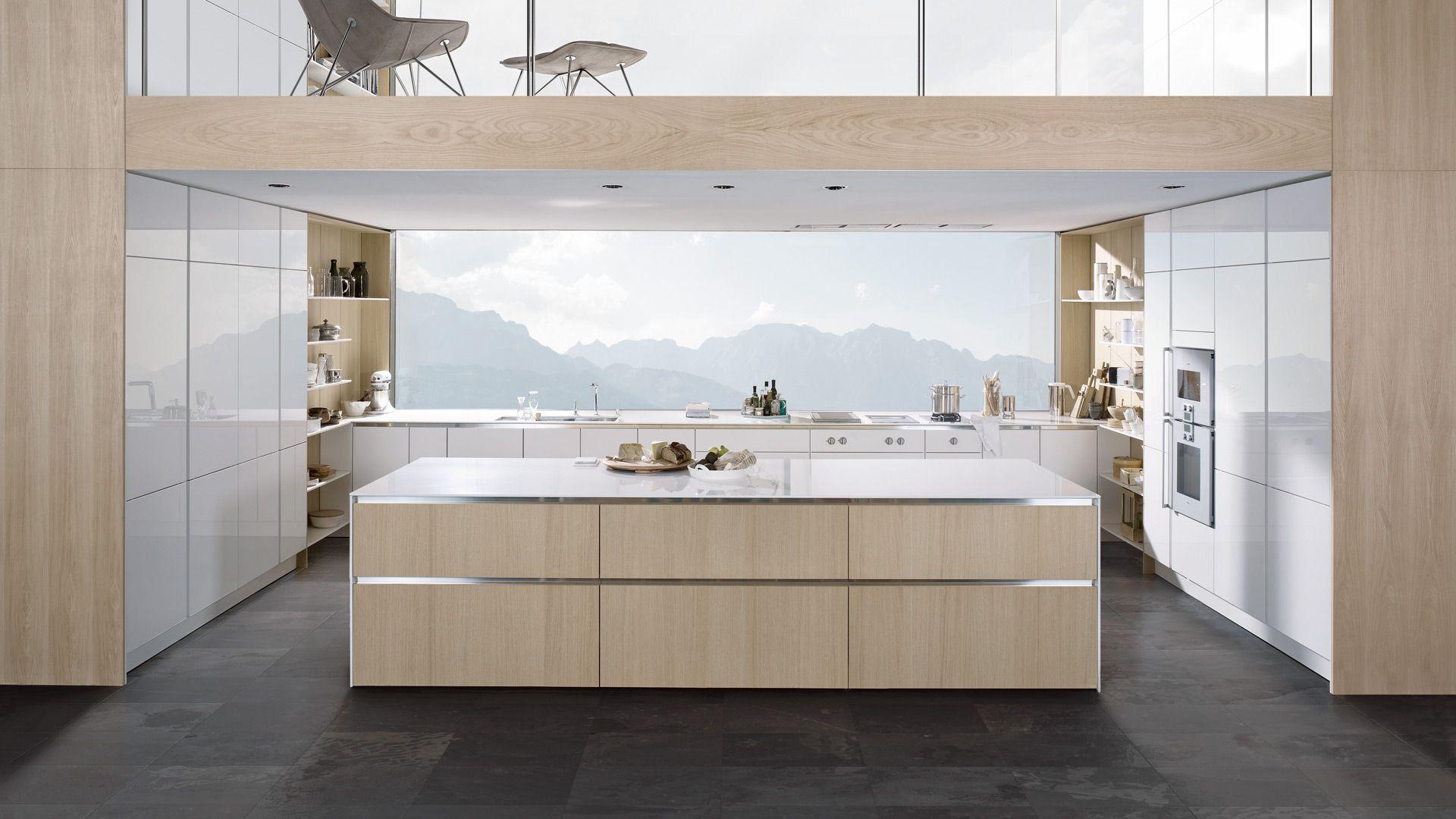 SieMatic PURE: Klare Formen für modernes Küchendesign. SieMatic ...