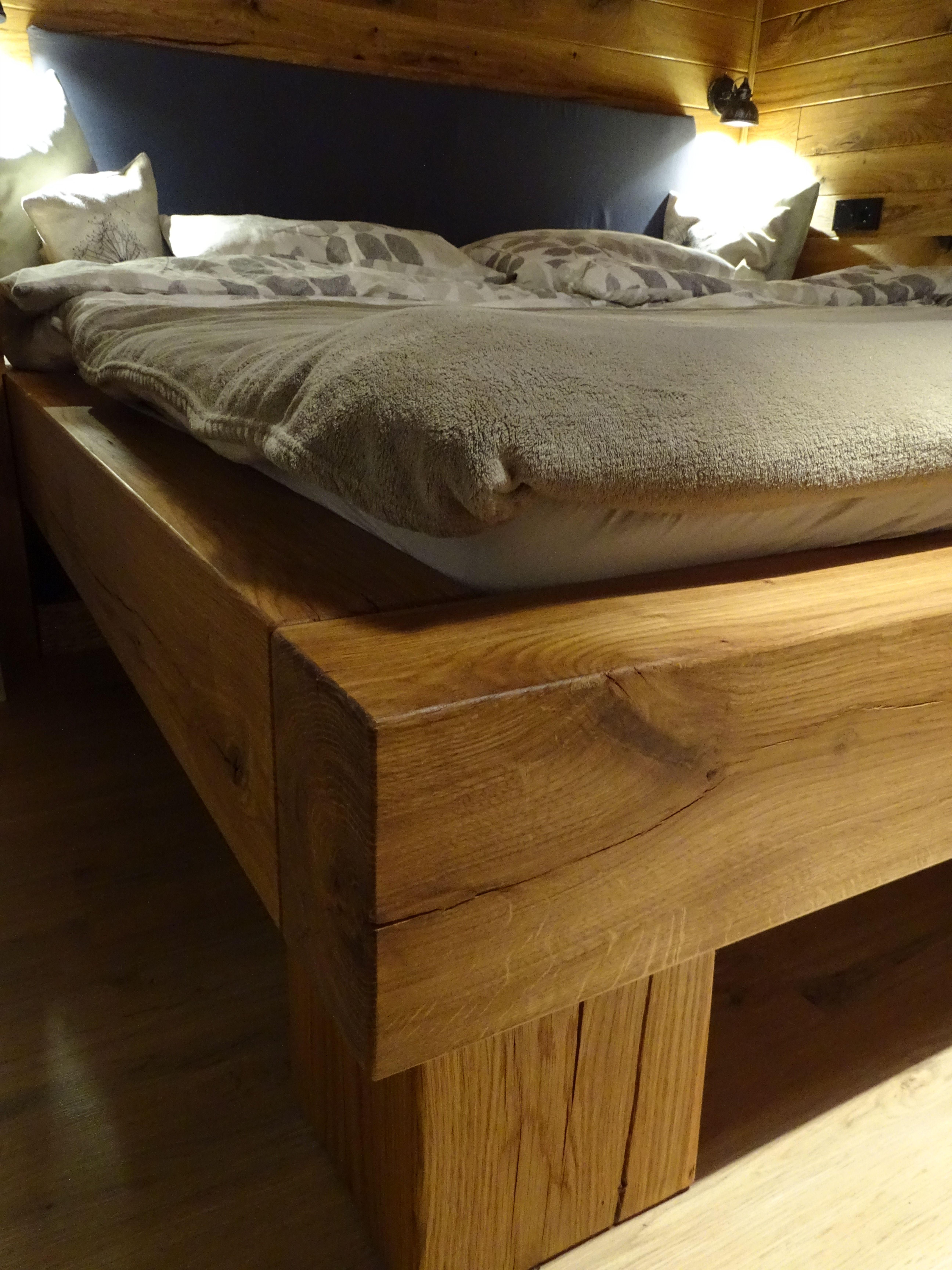 Pin Von Michael Schafer Auf Mobelideen Massiv Bett Bett