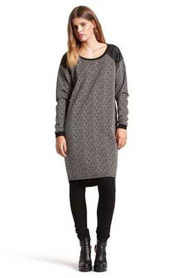 e64453bdac38 Effie sweat dress