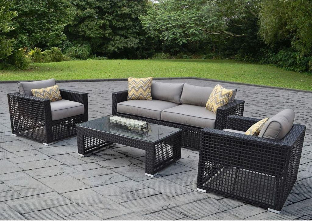 All Weather Outdoor Furniture Decoration In Weather Resistant Patio Furniture Ho Comfortable Outdoor Furniture Outdoor Furniture Decor Patio Furniture Cushions
