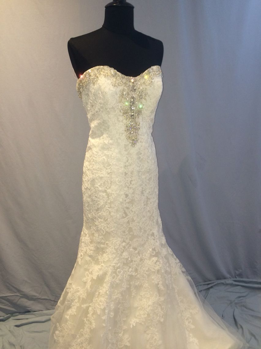 One of many dresses you\'ll find at the Ottawa Wedding Consignment ...