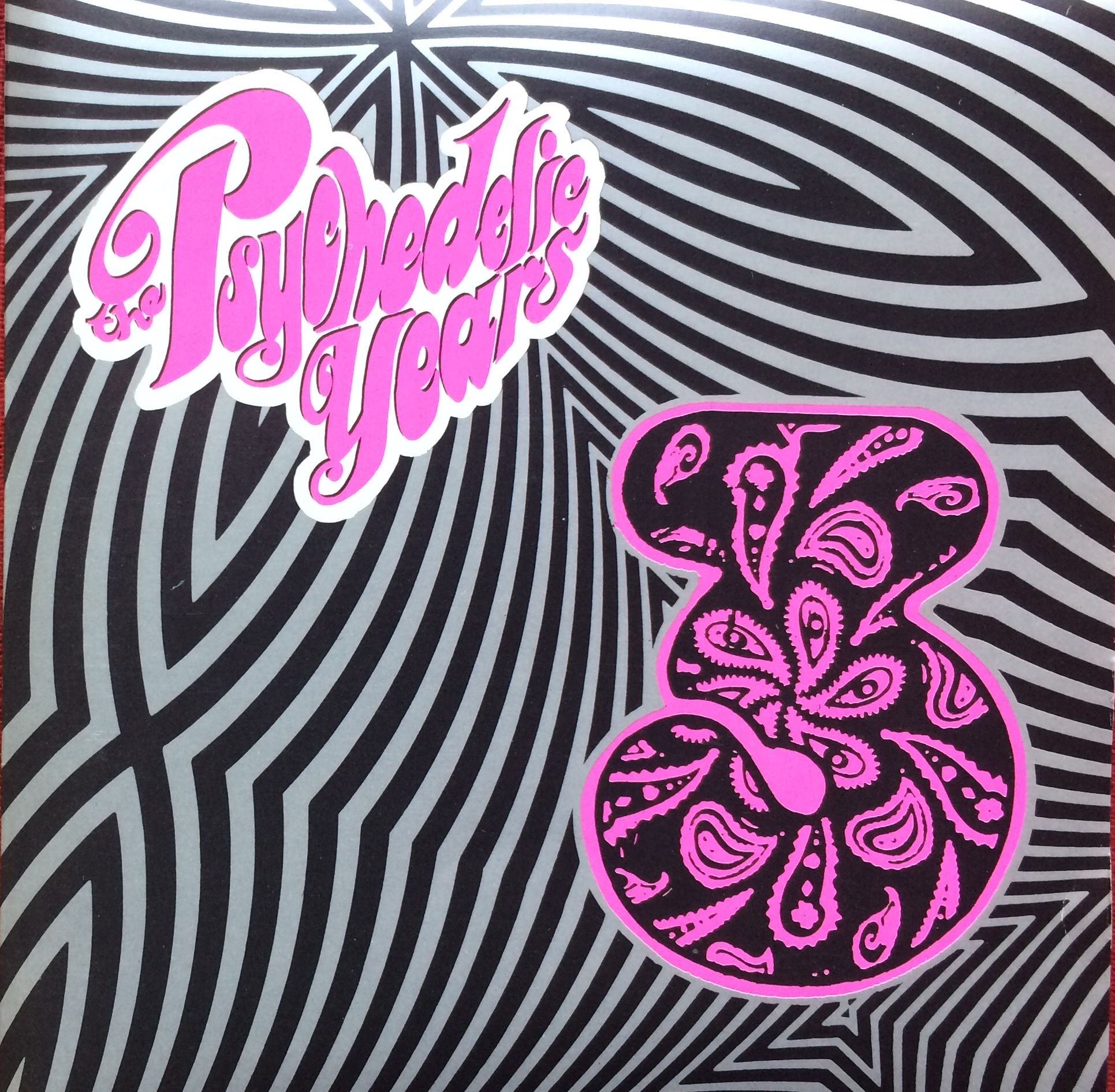 Various Artists: The Psychedelic years 1966-1969 volume 3 - Great Britain. CD (Knight records 1990)