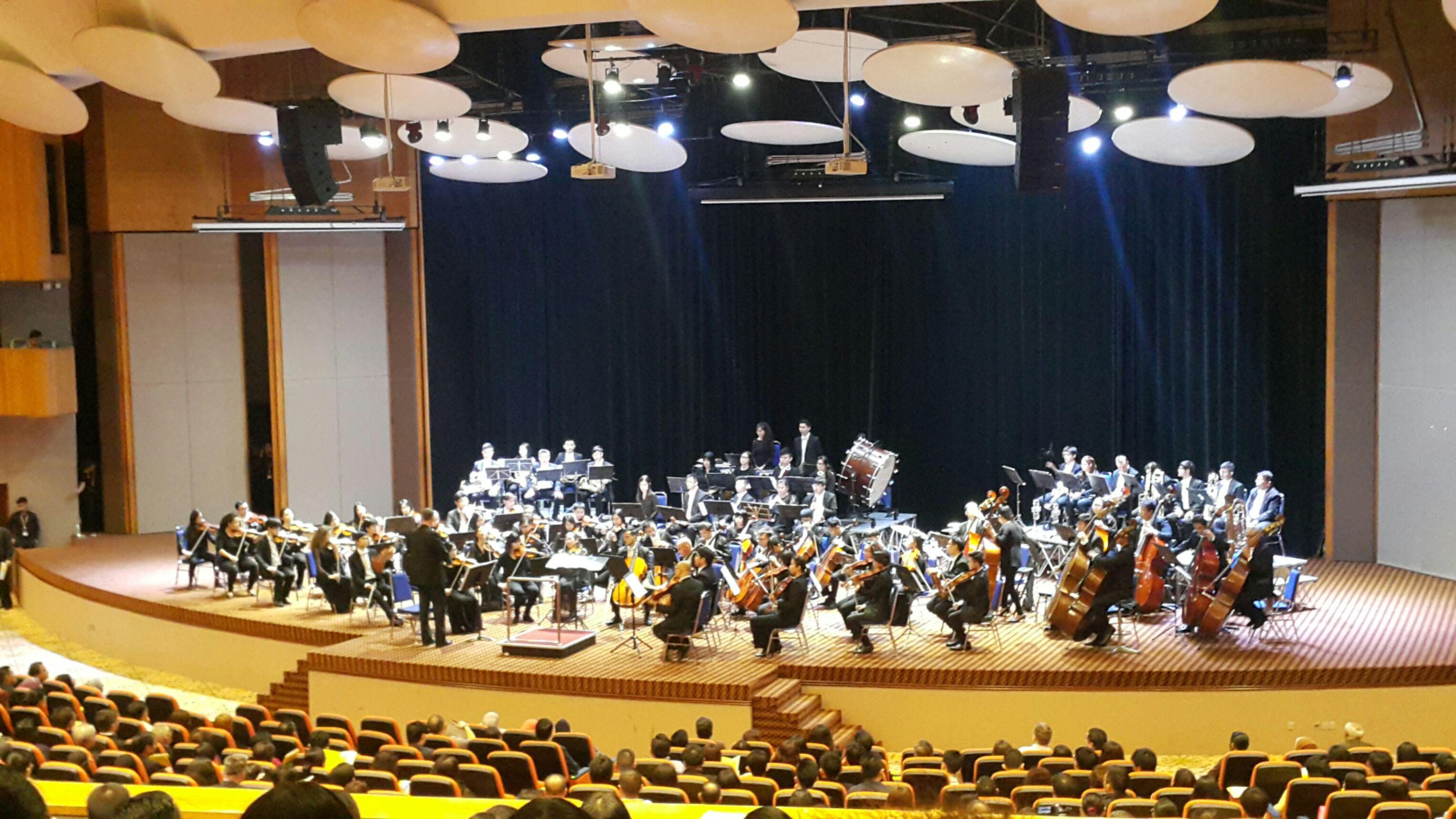 Selangor symphony orchestra ~